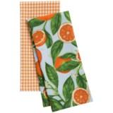 Now Designs Printed Tea Towels - Set of 2