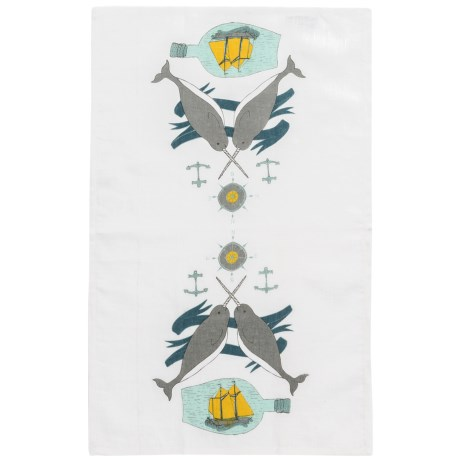 Danica Studio Linen Tea Towel
