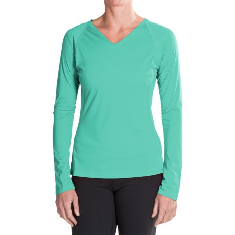 Mountain Hardwear DryHiker Tephra Shirt - UPF 50, Long Sleeve (For Women)