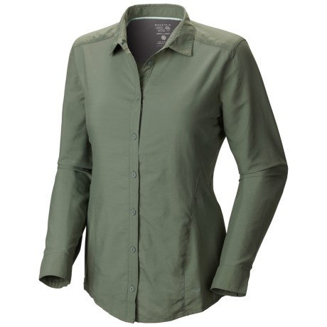 Mountain Hardwear Canyon Shirt - UPF 30, Long Sleeve (For Women)