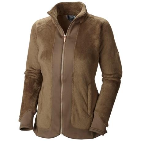 Mountain Hardwear Monkista Jacket - Polartec® Thermal Pro® Fleece (For Women)