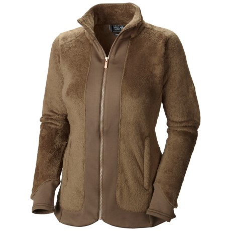 Mountain Hardwear Monkista Jacket - Polartec® Thermal Pro® Fleece (For Women)