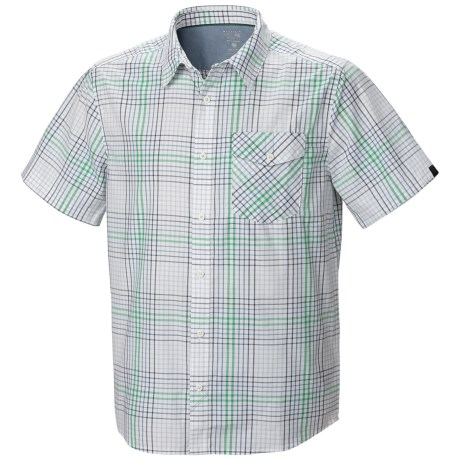 Mountain Hardwear Drummond Shirt - Short Sleeve (For Men)