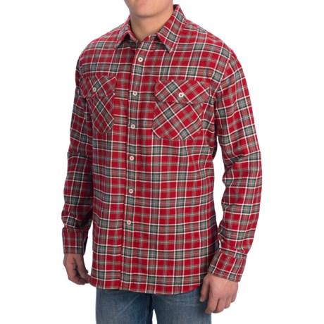 Pendleton Burnside Flannel Shirt - Long Sleeve (For Men)