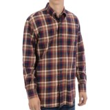Pendleton Canterbury Cloth Shirt - Pima Cotton-Merino Wool, Long Sleeve (For Men)