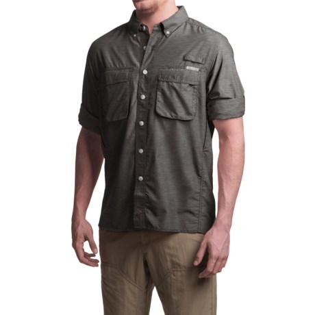 ExOfficio Air Strip Shirt - UPF 30+, Long Sleeve (For Men)