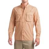 ExOfficio Air Strip Micro Plaid Shirt - UPF 30+, Long Sleeve (For Men)