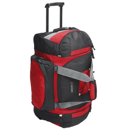 High Sierra Rolling Duffel Bag - 26""