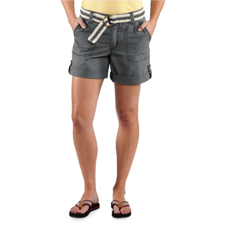 Carhartt El Paso Shorts - Factory Seconds (For Women)