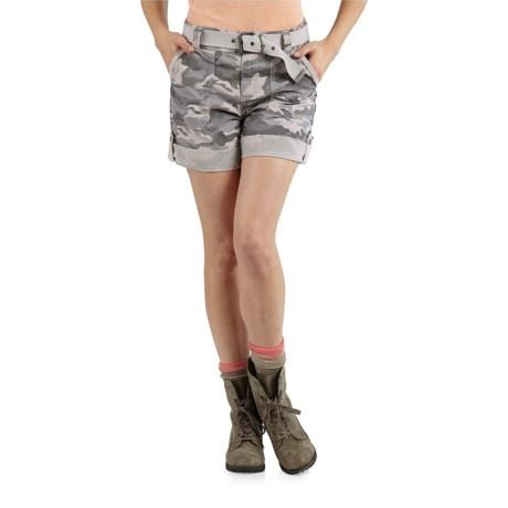 Carhartt El Paso Shorts - Factory Seconds (For Women)