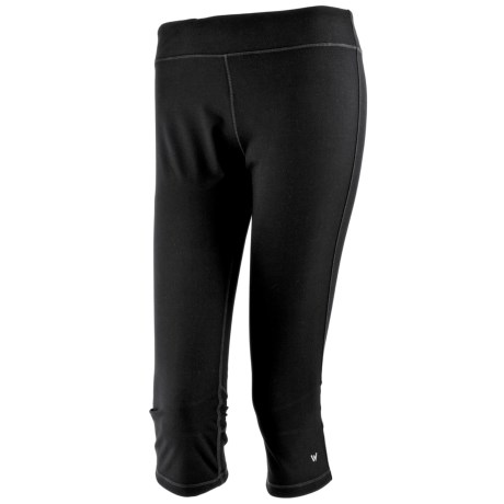 White Sierra Day-to-Day Capris (For Women)