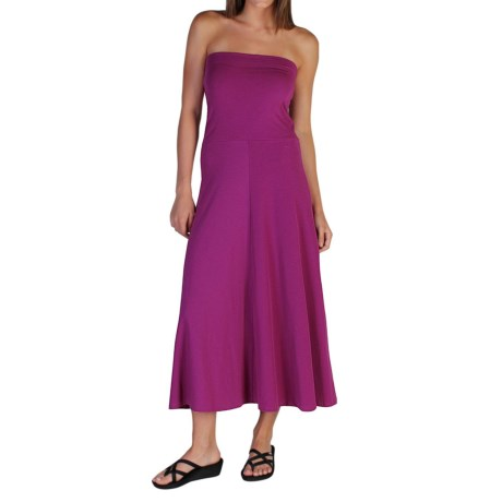 ExOfficio Go-To Convertible Maxi Skirt-Dress - Strapless (For Women)
