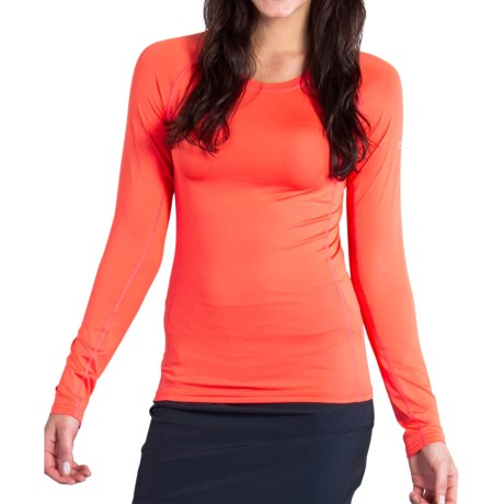 ExOfficio Sol Cool T-Shirt - UPF 50+, Long Sleeve (For Women)