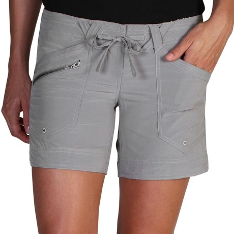 ExOfficio Camina Shorts - UPF 50+ (For Women)