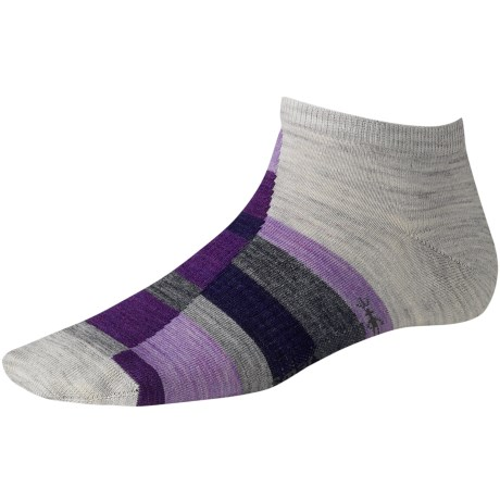 SmartWool Monolith Socks - Merino Wool, Ankle (For Women)