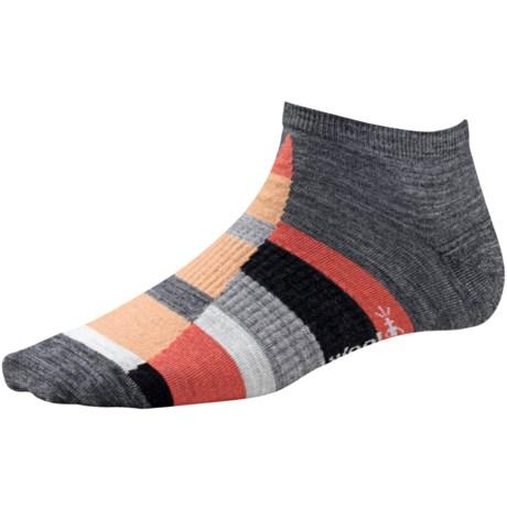 SmartWool Monolith Socks - Merino Wool, Ankle (For Women)