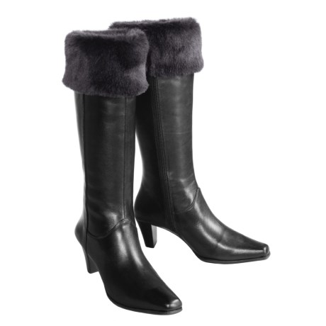 Sudini Princeton Tall Boots - Waterproof (For Women)