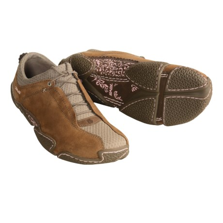 Teva Shay Leather Shoes - Lace-Ups (For Women)