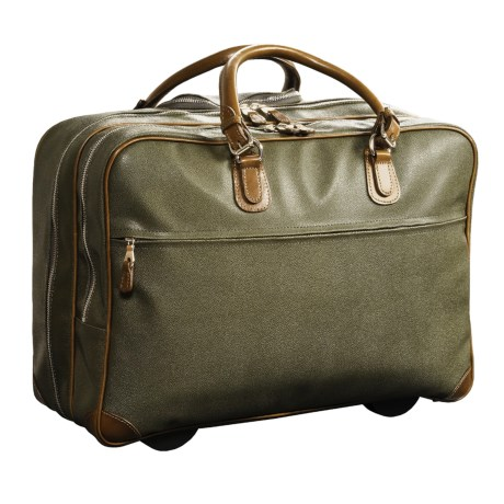 Mulholland Brothers Luggage Rolling Laptop Briefcase - Endurance