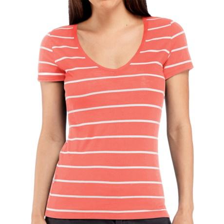 Icebreaker Tech Lite 150 Shirt - UPF 20+, Merino Wool, Short Sleeve (For Women)