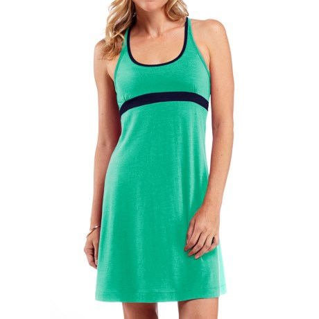Icebreaker Muse Dress - Merino Wool, Built-In Bra, UPF 30+, Sleeveless (For Women)