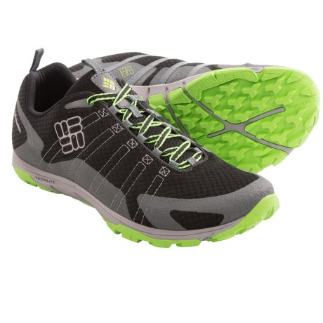Columbia Sportswear Conspiracy Vapor TechLite® Trail Shoes (For Men)
