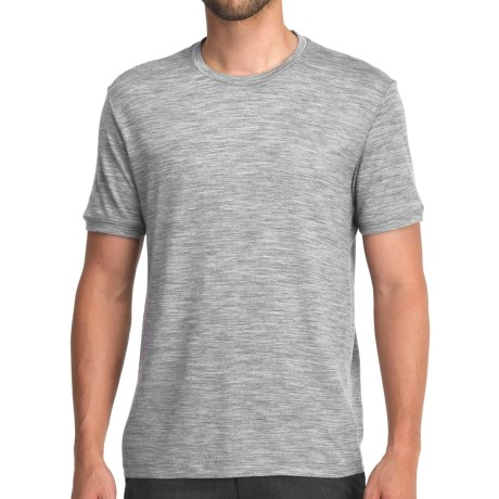 Icebreaker 150 Tech T-Lite Shirt - UPF 30+, Merino Wool, Short Sleeve (For Men)