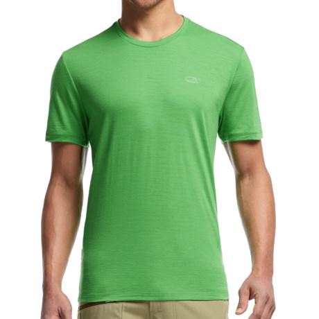 Icebreaker 150 Tech T-Lite Shirt - UPF 30+, Merino Wool, Short Sleeve (For Men)
