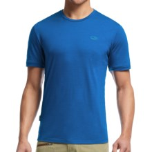 Icebreaker 150 Tech T-Lite Shirt - UPF 30+, Merino Wool, Short Sleeve (For Men) in Awesome/Awesome - Closeouts