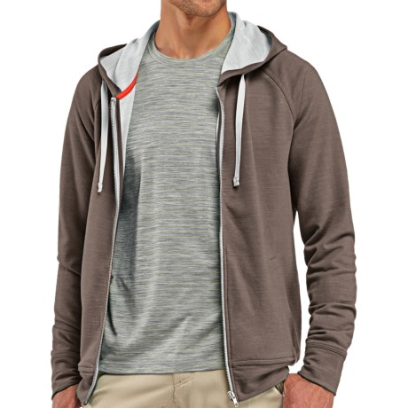Icebreaker Rover Hoodie - Merino Wool, UPF 20 (For Men)