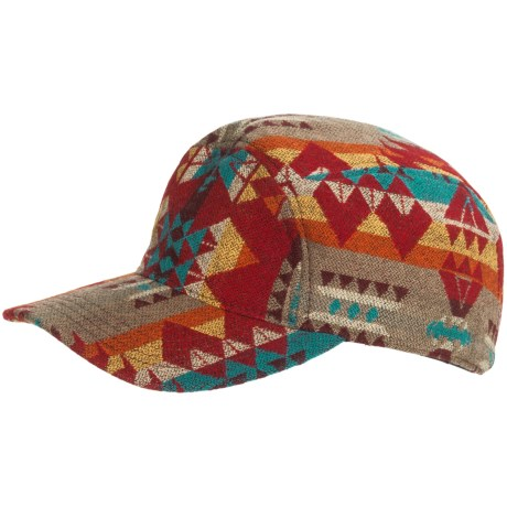 Pendleton Timberline Cap - Wool (For Men)