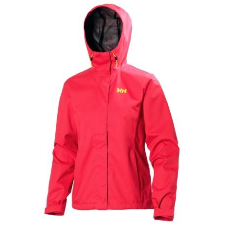 Helly Hansen Nine K Helly Tech® Jacket - Waterproof (For Women)