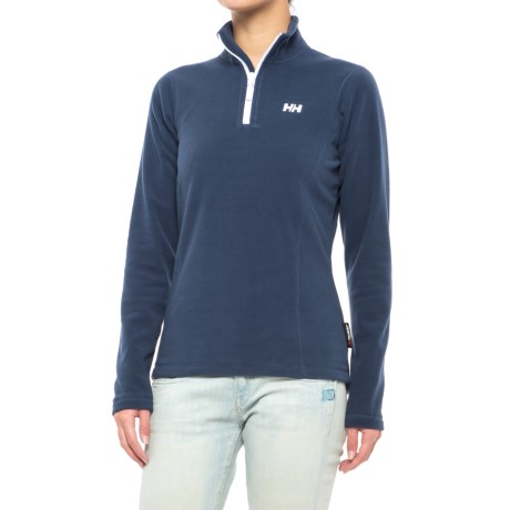 Helly Hansen Daybreaker Fleece Jacket - Polartec®, Zip Neck (For Women)