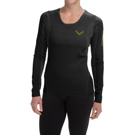 Dynafit Trail ThermoCool® T-Shirt - Long Sleeve (For Women)