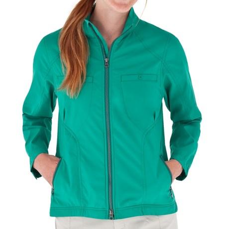 Royal Robbins Pack N' Go Windjammer Jacket (For Women)