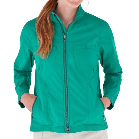 Royal Robbins Pack N' Go Windjammer Jacket (For Women)