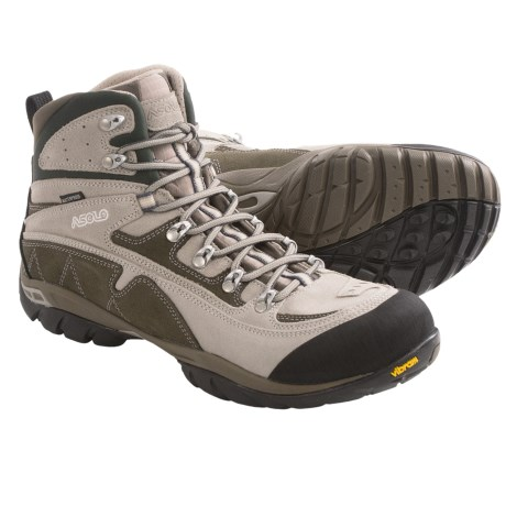 Asolo Zion WP Hiking Boots - Waterproof (For Men)
