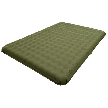 ALPS Mountaineering Velocity Air Bed - Queen, PVC-Free