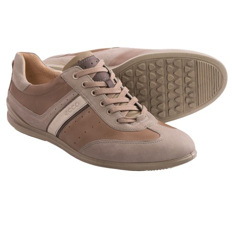 ECCO Chandler Leather Sneakers (For Men)