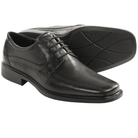 ECCO New Jersey Bicycle Toe Shoes - Leather (For Men)