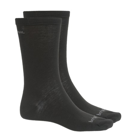 Bridgedale Thermal Liner Socks - 2-Pack (For Men and Women)
