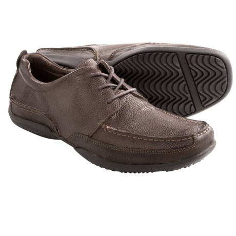 Hush Puppies Accel Oxford Shoes - Moc Toe (For Men)