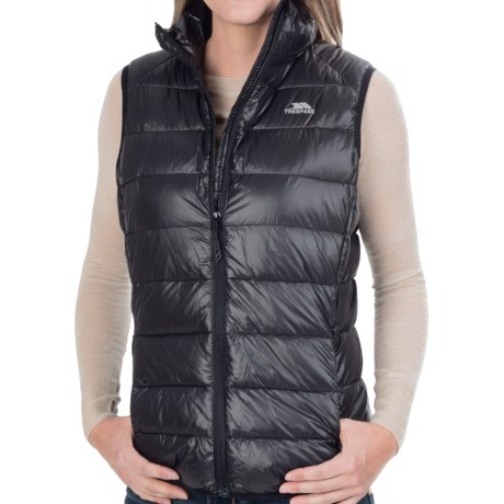 Trespass Leyner Gilet Down Vest - 500 Fill Power (For Women)