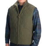 Pendleton Creswell Fleece Vest (For Men)
