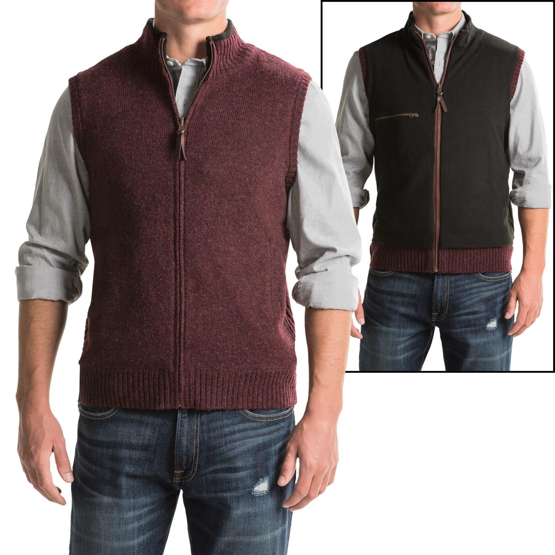 Pendleton Reversible Territory Vest For Men 8144g Save 59