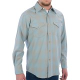 Pendleton Western Canyon Wool Shirt - Snap Front, Long Sleeve (For Men)