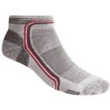 Point6 Running Flash Extra-Light Mini Crew Socks - Merino Wool, Quarter Crew (For Men and Women)
