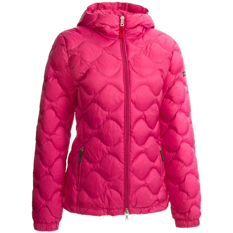 bogner fire ice willow d down jacket for women 8158n. Black Bedroom Furniture Sets. Home Design Ideas