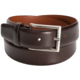 Tardini Smooth Leather Belt (For Men)