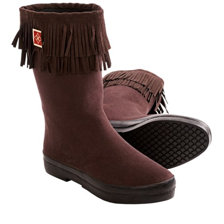 Dav Sydney Mid Rain Boots (For Women)